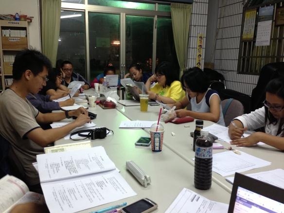 20130414社區互助協會第一次會員大會